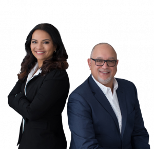 Aluska & Roy Richardson, Owners & Cybersecurity Specialists